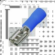 Разъем плоский РпИм 2-5-0,8 (100шт.) EKF PROxima | rpim-2-5-0,8 | EKF