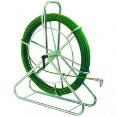 Устройство для протяжки кабеля FIX, вертикальное, 120 м   143158   Haupa