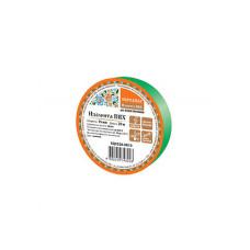 Изолента ПВХ 15мм*20м, Зеленая, Народная   SQ0526-0810   TDM