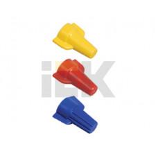 Соединительный изолирующий зажим СИЗ-2 3,0-10,0 красный (100 шт) | USC-11-1-100 | IEK