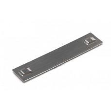 Бирка маркировочная стальная МБС (304) 89*19   71879   Fortisflex