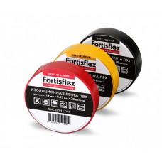 Изолента ПВХ 19х0.15x20 желтая | 71232 | Fortisflex