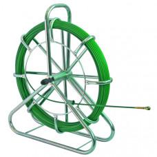 Устройство для протяжки кабеля SIX, вертикальное, 100 м   143111   Haupa