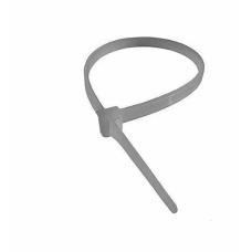 Стяжка кабельная, стандартная, полиамид 6.6, серая, TY400-120-8 (500шт) | 7TCG054360R0303 | ABB