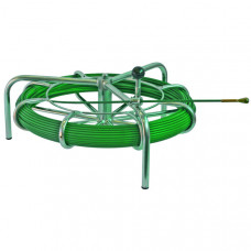 Устройство для протяжки кабеля SIX, горизонтальное, 80 м   143104   Haupa