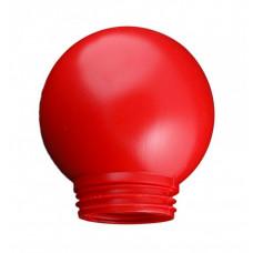 Рассеиватель РПА 85-150 шар-пластик (красный) (упак.50шт)   SQ0321-0028   TDM