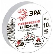 ПВХ-изолента 15мм*10м белая | C0036553 | ЭРА