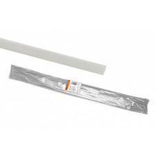 Термоусаживаемая трубка ТУТнг 2/1 белая по 1м (200 м/упак) | SQ0518-0320 | TDM