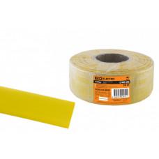 Термоусаживаемая трубка ТУТнг 40/20 желтая (50 м/ролл)   SQ0518-0093   TDM