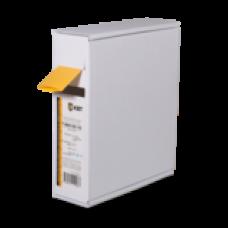 Термоусаживаемя трубка в евро-боксеT-BOX 8/4 желтый (10м) | 65609 | КВТ