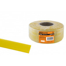 Термоусаживаемая трубка ТУТнг 30/15 желтая (50 м/ролл)   SQ0518-0079   TDM
