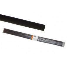 Термоусаживаемая трубка ТУТнг 8/4 черная по 1м (50 м/упак)   SQ0518-0214   TDM