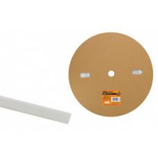 Термоусаживаемая трубка ТУТнг 12/6 белая (100 м/ролл) | SQ0518-0022 | TDM