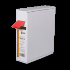 Термоусаживаемя трубка в евро-боксеT-BOX 6/3 красный (10м) | 65601 | КВТ