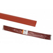 Термоусаживаемая трубка ТУТнг 10/5 красная по 1м (50 м/упак) | SQ0518-0219 | TDM