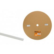Термоусаживаемая трубка ТУТнг 8/4 белая (100 м/ролл) | SQ0518-0008 | TDM