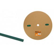 Термоусаживаемая трубка ТУТнг 4/2 зеленая (200 м/ролл) | SQ0518-0130 | TDM