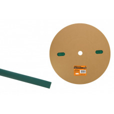 Термоусаживаемая трубка ТУТнг 12/6 зеленая (100 м/ролл) | SQ0518-0025 | TDM