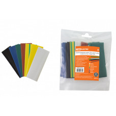 Термоусаживаемая трубка ТУТнг 25/12,5 набор (7 цветов по 3 шт. 100мм) | SQ0518-0510 | TDM