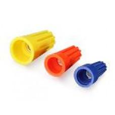Зажим соед. изолирующий СИЗ-2 1-4,5 мм2 синий (500 шт) | 47525 | КВТ