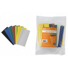 Термоусаживаемая трубка ТУТнг 30/15 набор (7 цветов по 3 шт. 100мм) | SQ0518-0511 | TDM