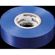 Изолента NIT-B15-20/B синяя | 71107 | Navigator
