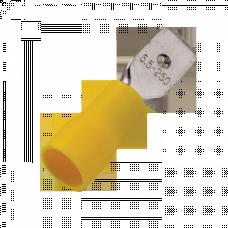 Разъем плоский РпИп 5-6-0,8 (100шт.) EKF PROxima | rpip-5-6-0,8 | EKF