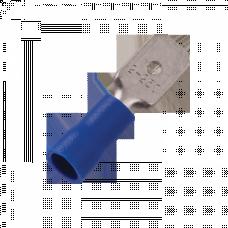 Разъем плоский РпИп 2-5-0,8 (100шт.) EKF PROxima | rpip-2-5-0,8 | EKF