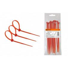 Хомуты нейлоновые 3,6х200мм (красный) (25 штук) | SQ0515-0350 | TDM