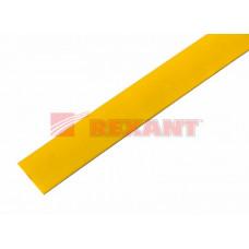 Термоусадка 22,0 / 11,0 мм, желтая (упак. 10 шт. по 1 м) | 22-2002 | REXANT