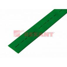 Термоусадка 25,0 / 12,5 мм, зеленая (упак. 10 шт. по 1 м) | 22-5003 | REXANT