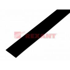 Термоусадка 30,0 / 15,0 мм, черная (упак. 10 шт. по 1 м) | 23-0006 | REXANT