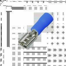 Разъем плоский РпИм 2-250 (100шт.) EKF PROxima | rpim-2-250 | EKF