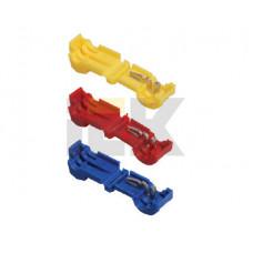 Зажим-ответвитель ЗПО-2 2,5-6,0 мм2 желтый (100 шт)   UKW10-3-100   IEK