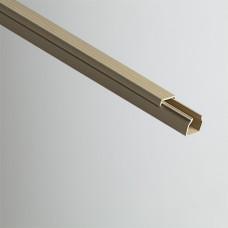 Кабель-канал 16х16х2000мм (сосна на светлой основе) | РКК-16х16-27М | Рувинил