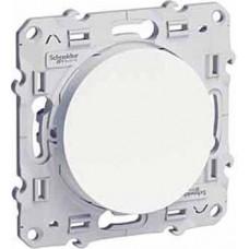 Odace Белый Выключатель кнопочный | S52R206 | Schneider Electric