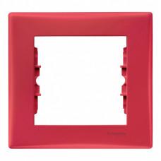 Sedna Красная Рамка 1-ая | SDN5800141 | Schneider Electric