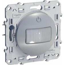 Odace Алюминий Датчик движения 40-350Вт (2-проводная схема) | S53R524 | Schneider Electric