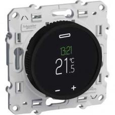Odace Термостат программируемый с сенсорным дисплеем | S52R508 | Schneider Electric