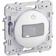 Odace Белый Датчик движения 10А 3-проводной | S52R525 | Schneider Electric
