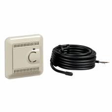 Термостат теплого пола 10А, беж | MTN5770-1244 | Schneider Electric