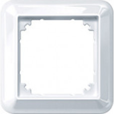 рамка 1-пост, бел | MTN4010-1219 | Schneider Electric