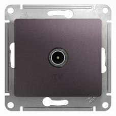Glossa Сиреневый туман Розетка TV, механизм | GSL001493 | Schneider Electric