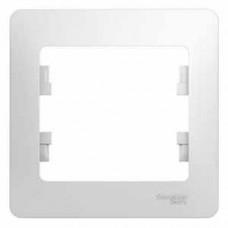Glossa Белый Рамка 1-ая | GSL000101 | Schneider Electric