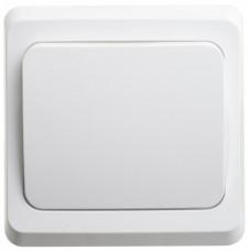ЭТЮД С/У Белый Выключатель 1-клавишный | BC10-001B | Schneider Electric