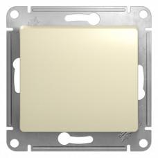 Glossa Бежевый Переключатель перекрестный, сх.7, 10АХ | GSL000271 | Schneider Electric