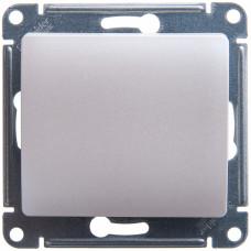 Glossa Перламутр Выключатель 1-клавишный сх.1, 10AX | GSL000611 | Schneider Electric