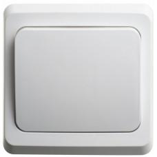 ЭТЮД С/У Белый Переключатель 1-клавишный | BC10-004B | Schneider Electric