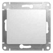 Glossa Белый Выключатель 1-клавишный, сх.1, 10АХ | GSL000111 | Schneider Electric