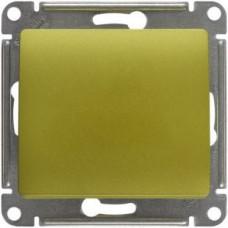 Glossa Фисташковый Выключатель 1-клавишный, сх.1, 10AX | GSL001011 | Schneider Electric